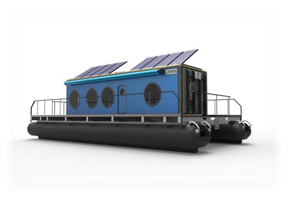 floating module 02